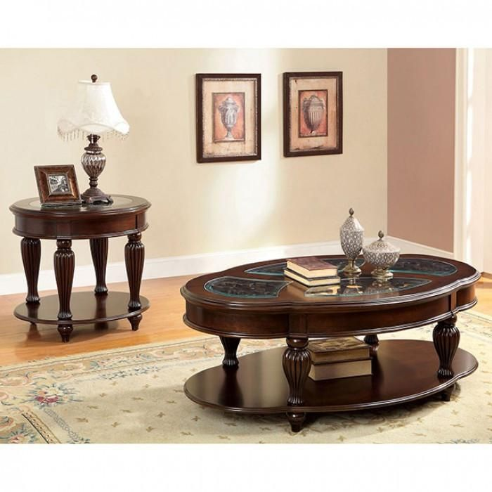 Best Furniture Of America Centinel 3 Pc Occasional Table Set 400 x 300