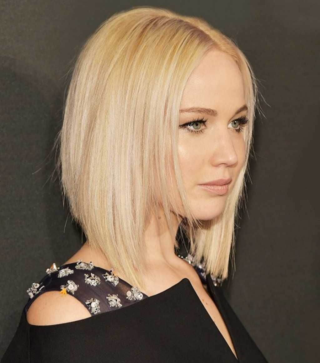 Medium length bob hairstyle for round face :: one1lady.com :: #hair #hairs #hairstyle #hairstyles