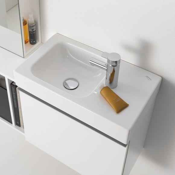 keramag icon xs handwaschbecken wei 124053000 badezimmer pinterest keramag g ste wc und. Black Bedroom Furniture Sets. Home Design Ideas