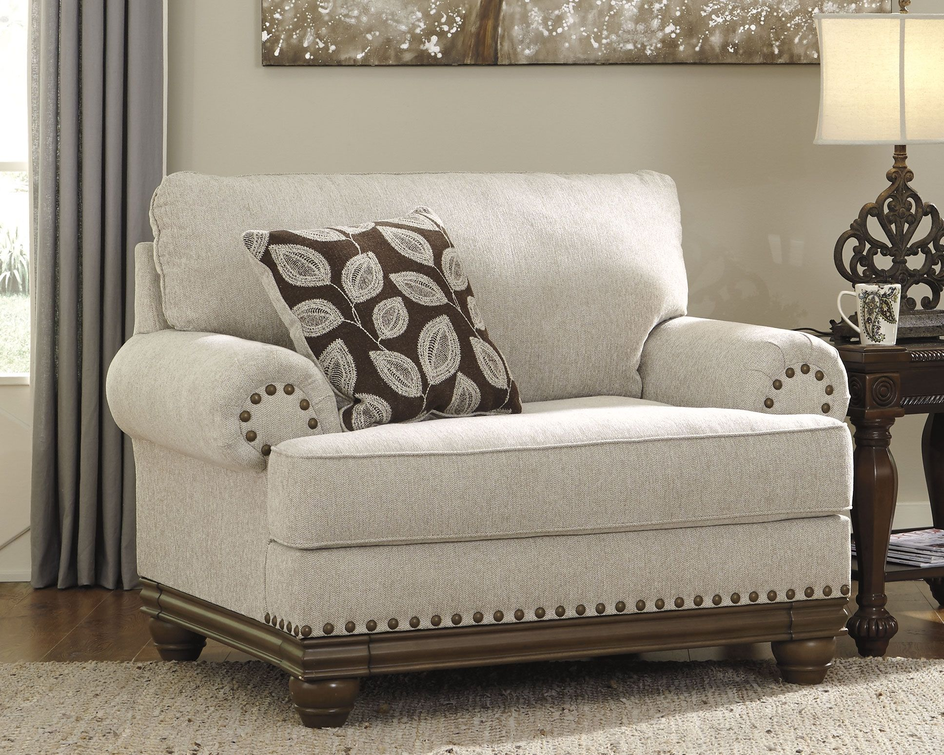 Harleson Oversized Chair Furniture Oversized Chair Living Room