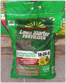 What the numbers mean when you fertilize  Not just for lawns