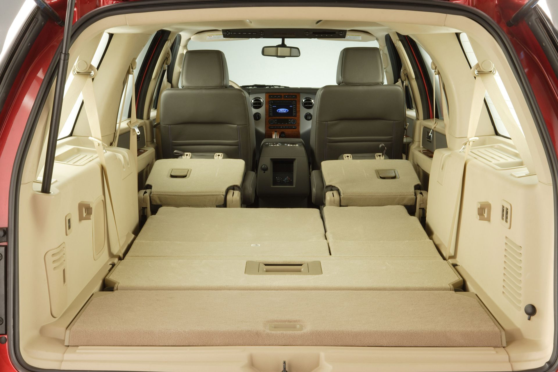 Lots Of Cargo Room In The 2007 Expedition Ford Expedition Gmc