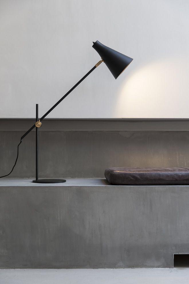 tom dixon lean table lamp