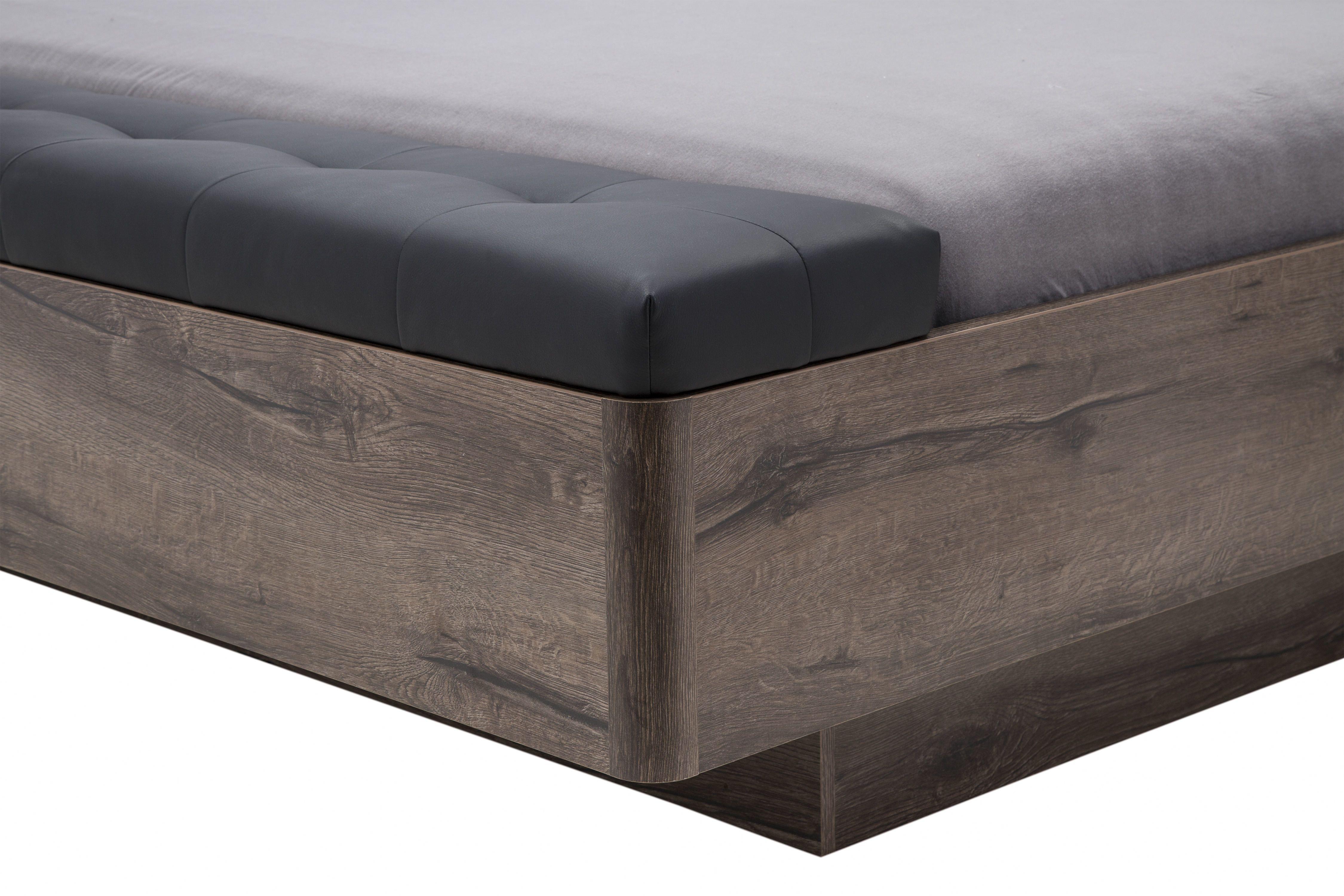 Recover łóżko Szafki Nocne ławka Ze Schowkiem Rcvl161b