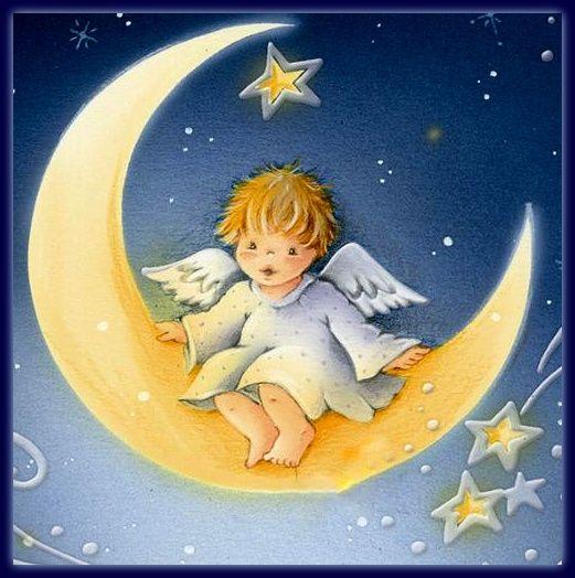 Buonanotte Buonanotte With Images Illustration Christmas