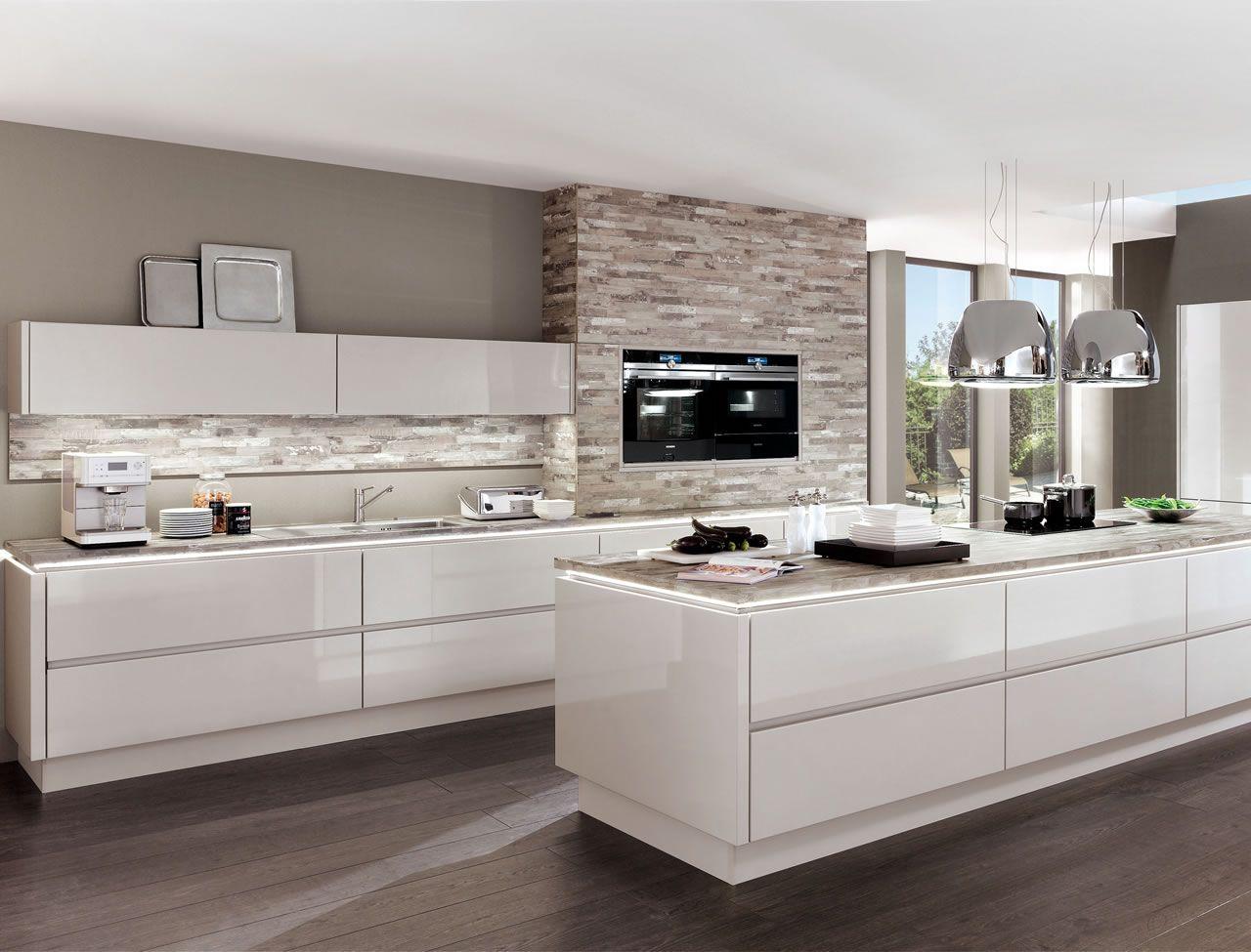 Kitchen Collections   Home kitchens, Nobilia kitchen, Modern ...
