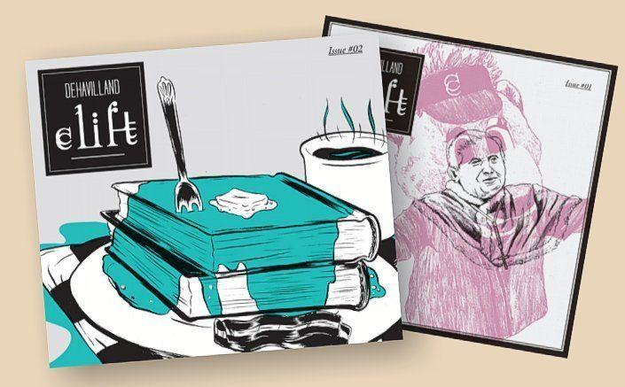 CLIFT FANZINE - PACK 1+2 - Pequod Llibres