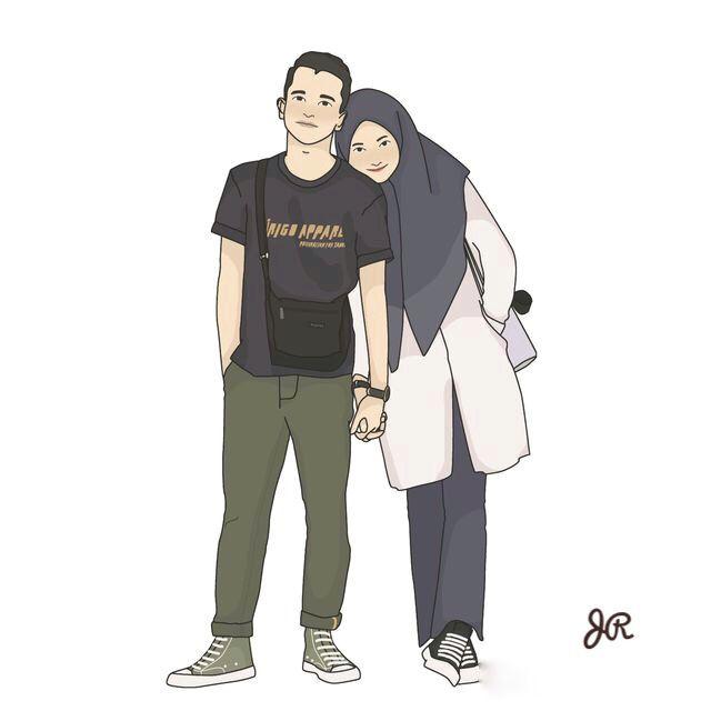 Pin oleh Abu Ayra di Shingudu | Kartun, Pasangan animasi ...