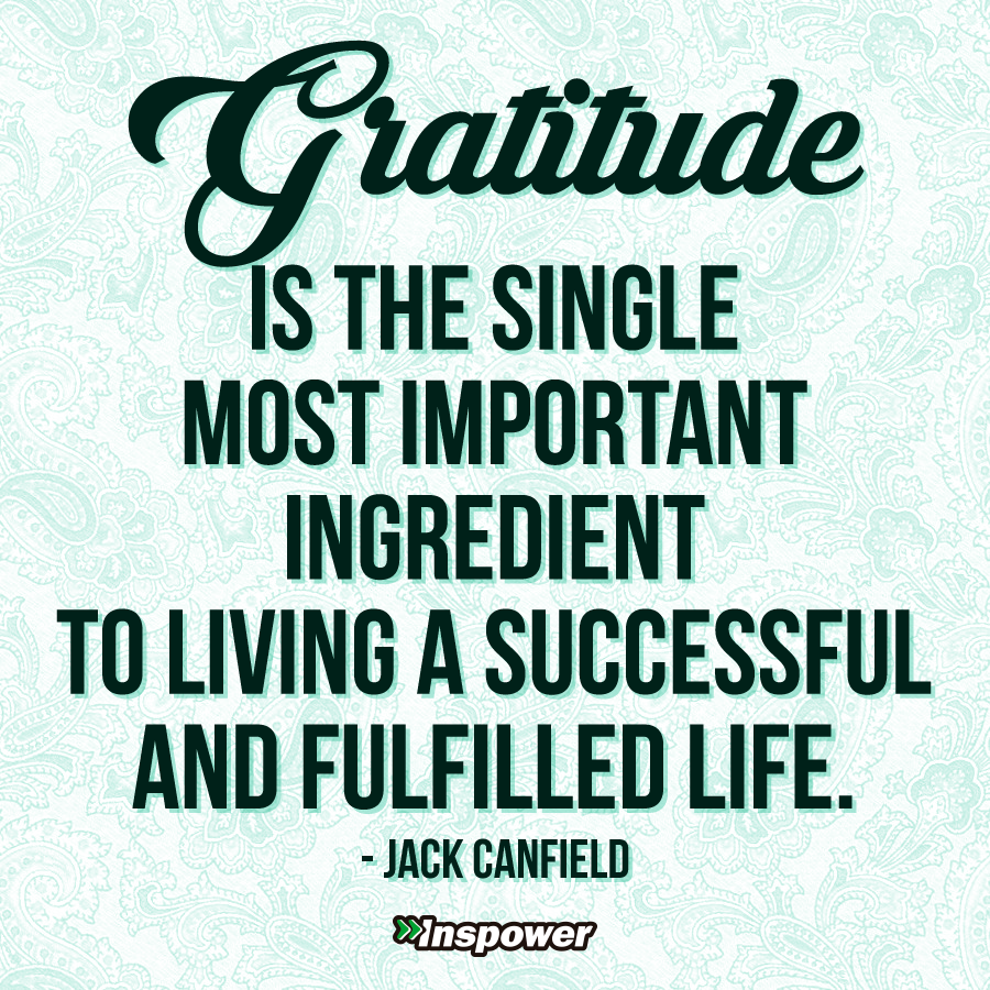 Inspirational Quotes About Gratitude: 17 Of The Best Motivational Quotes About Gratitude