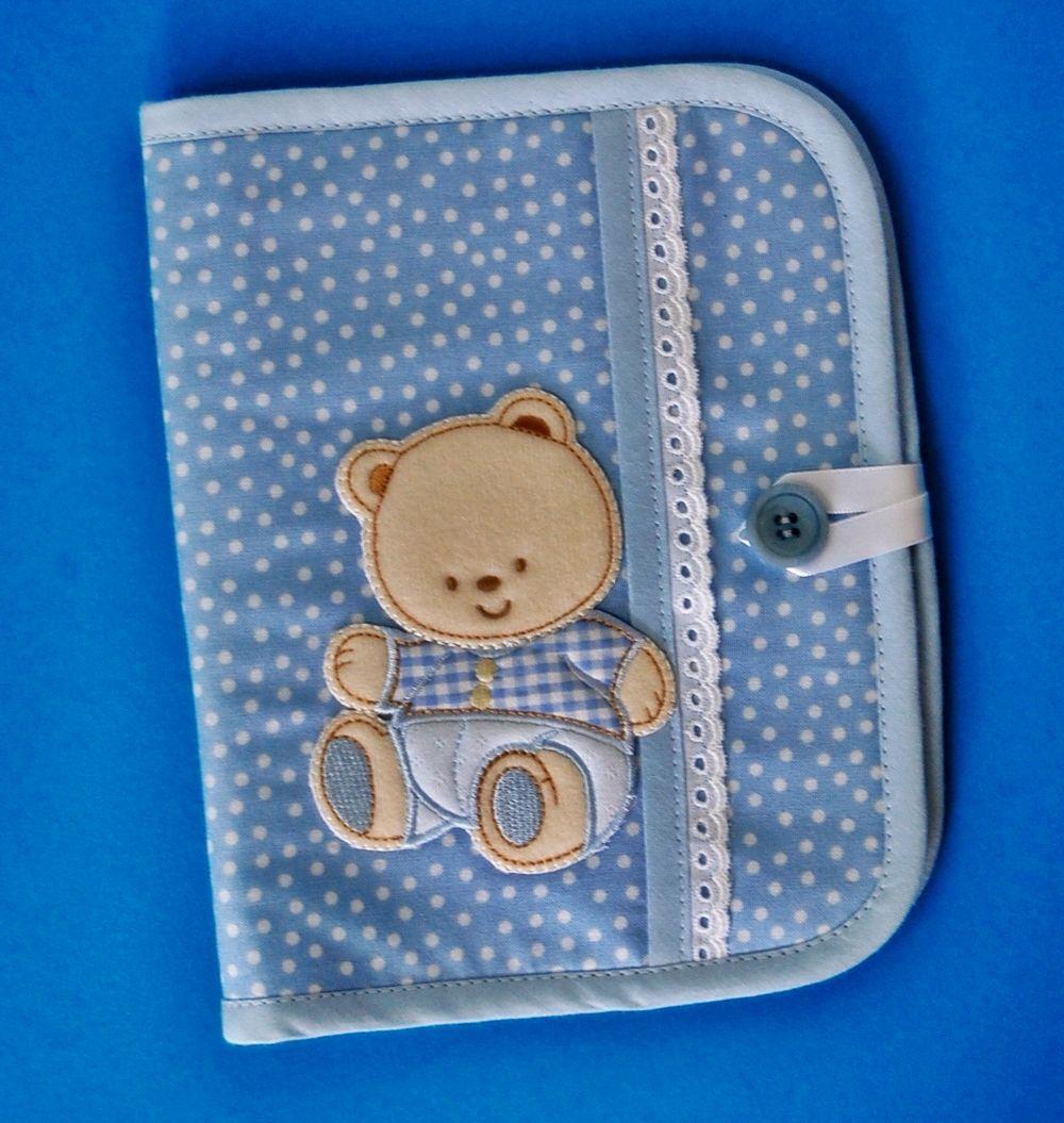 Bolsa Documentos Bebé