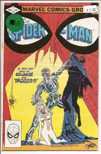 Spectacular Spider-Man, Peter Parker # 70, 8.0 VF by Marvel, http://www.amazon.com/dp/B004DKF28S/ref=cm_sw_r_pi_dp_b-Cfqb1XKF3F9