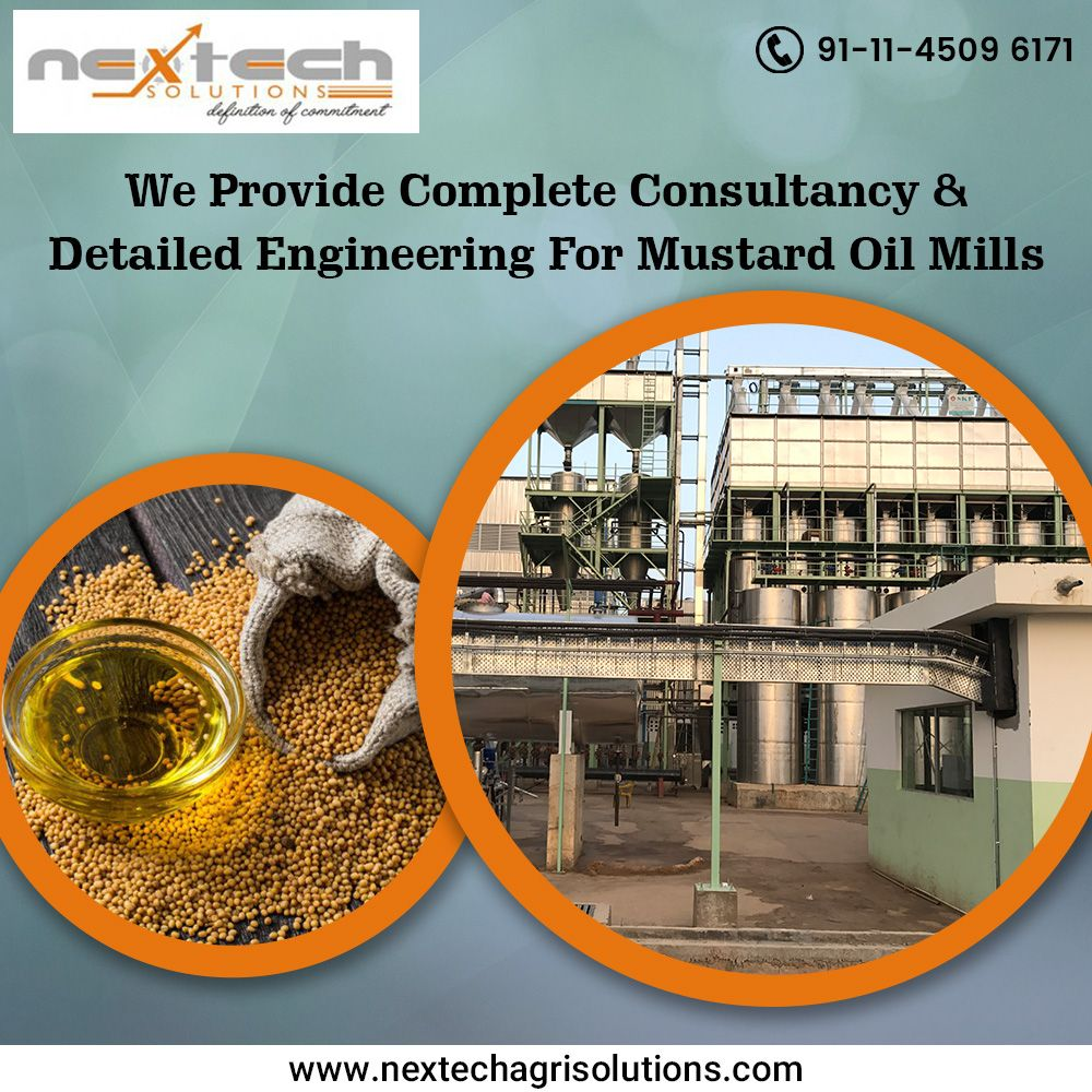 Mustard Oil Milling Business in India Mustard oil