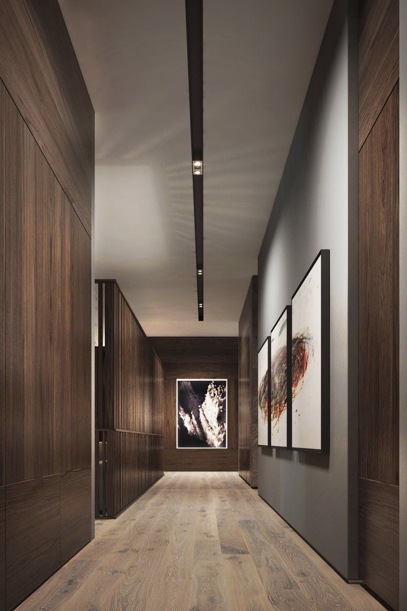 Hotel Room Wall: 20+ Marvelous Home Corridor Design Ideas That Looks Modern