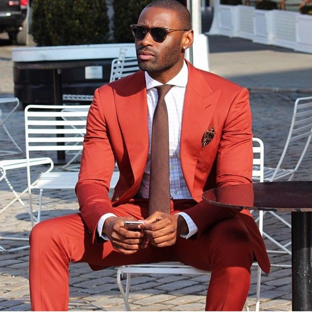 Red Suit | Spring 2016 | Pinterest | Black, Suits and Style