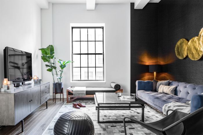 Honestly This Living Room Makeover Is The Perfect Pick Me Up