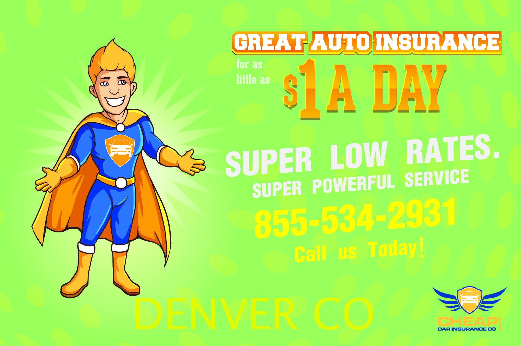 Car Insurance Denver Colorado . Residents of Denver get