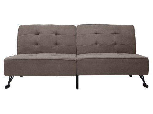 Epic Furnishings Euro Click Clack Convertible Futon Sofa Sleeper Bed