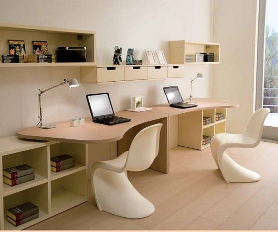 Kids Bedroom Desk cool and ergonomic bedroom ideas for two childrendearkids