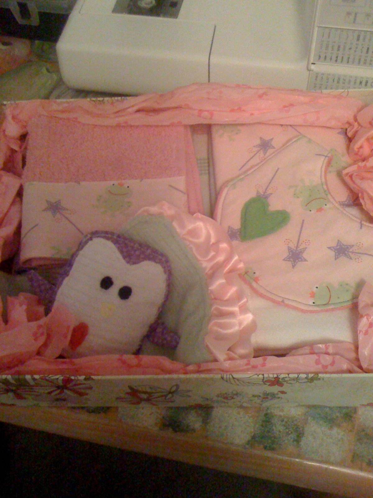 made for baby a. h.