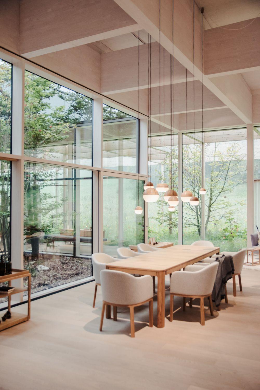 Zu Besuch In Der Grüne Erde Welt Im Almtal In Österreich Craftifair Grüne Erde Grüne Wohnungen Innenarchitektur