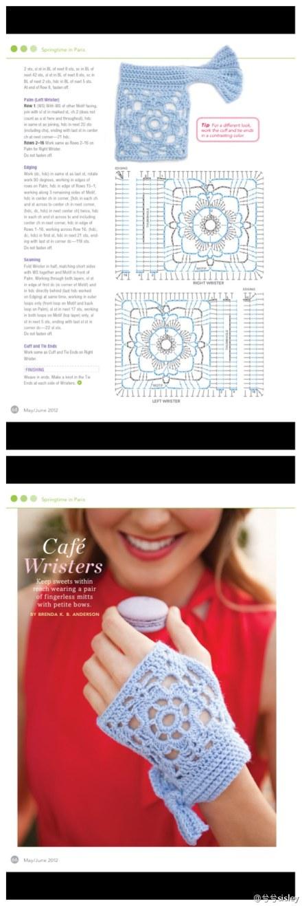Cafe Wristers