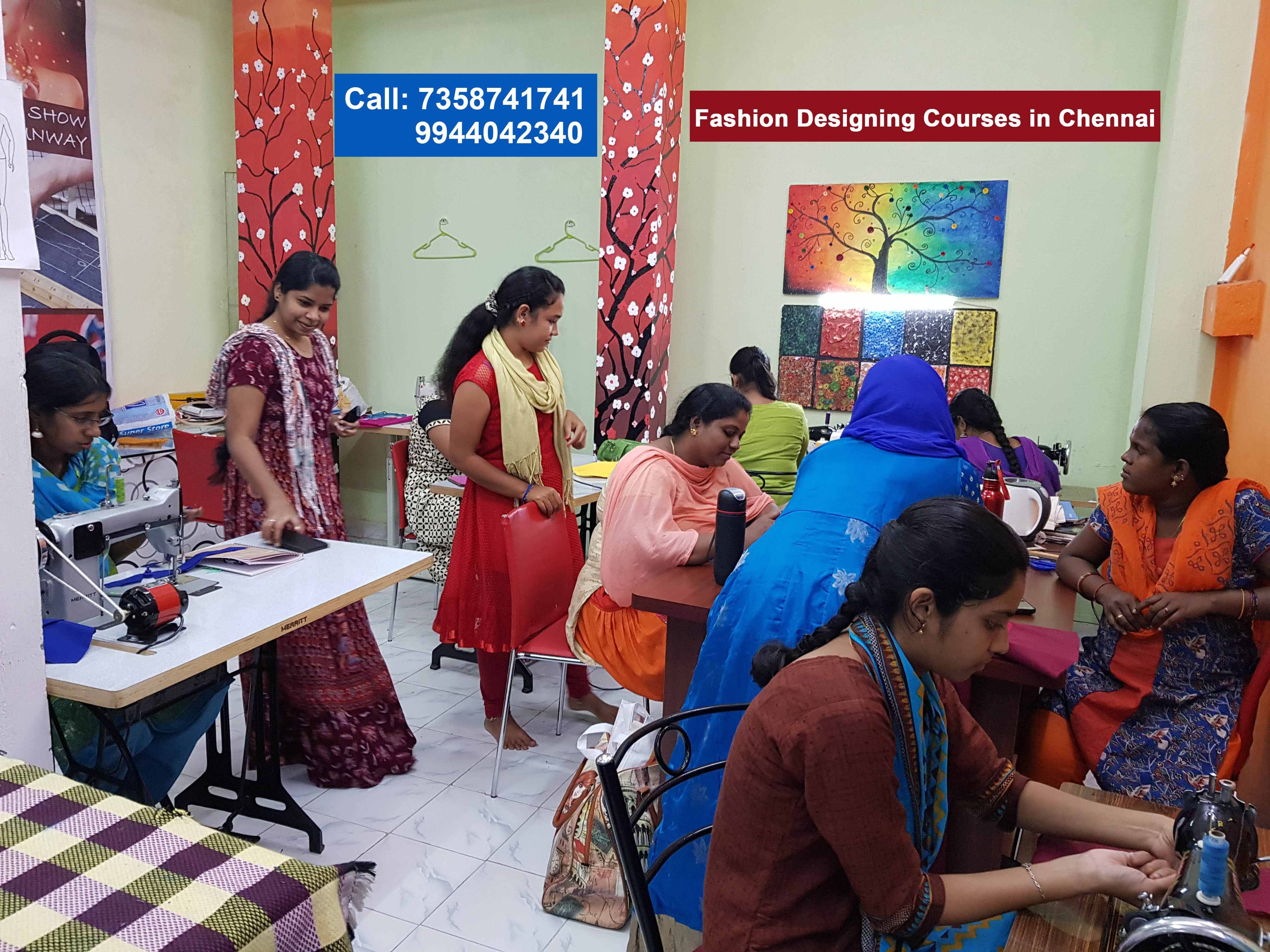 Pin On Fashion Designing Institute In Chennai