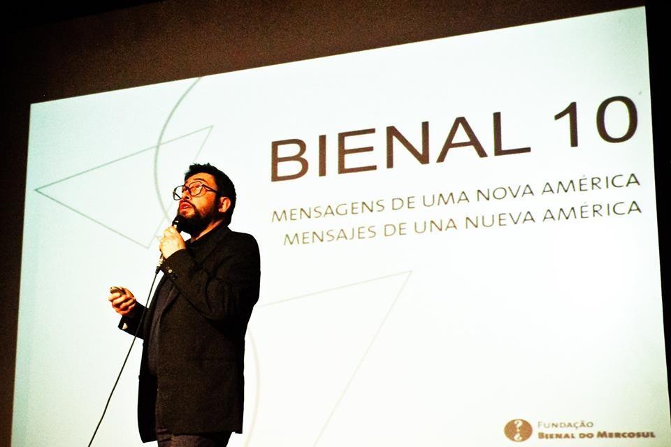 """Bienal de Mercosul, """"Mensajes de una nueva América"""" ha logrado reunir a 400 artistas http://www.benshimolarte.com/luis-benshimol-bienal-do-mercosul-una-convocatoria-incluyente/"""
