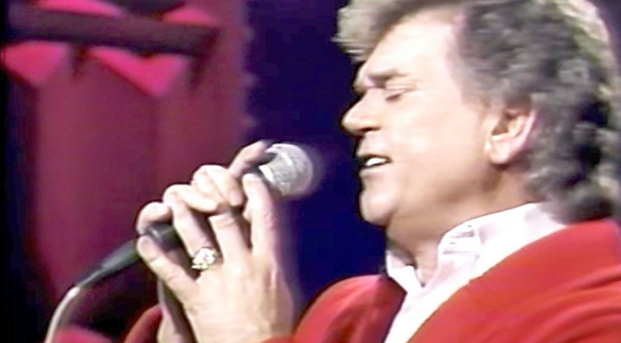 """Conway Twitty Sings Of A Father's Love In """"That's My Job"""
