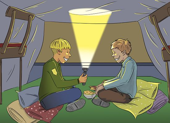 Make A Blanket Fort Sleepover Fort Cool Forts
