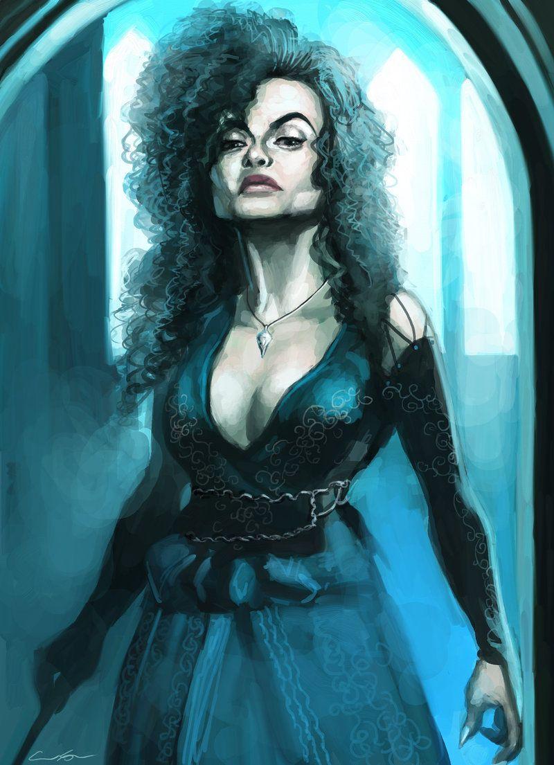 Bellatrix Lestrange Bellatrix Lestrange Bellatrix Lestrange Drawing Bellatrix
