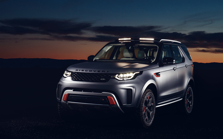 Download wallpapers land rover discovery svx 4k suvs 2018 cars download wallpapers land rover discovery svx 4k suvs 2018 cars night freerunsca Image collections