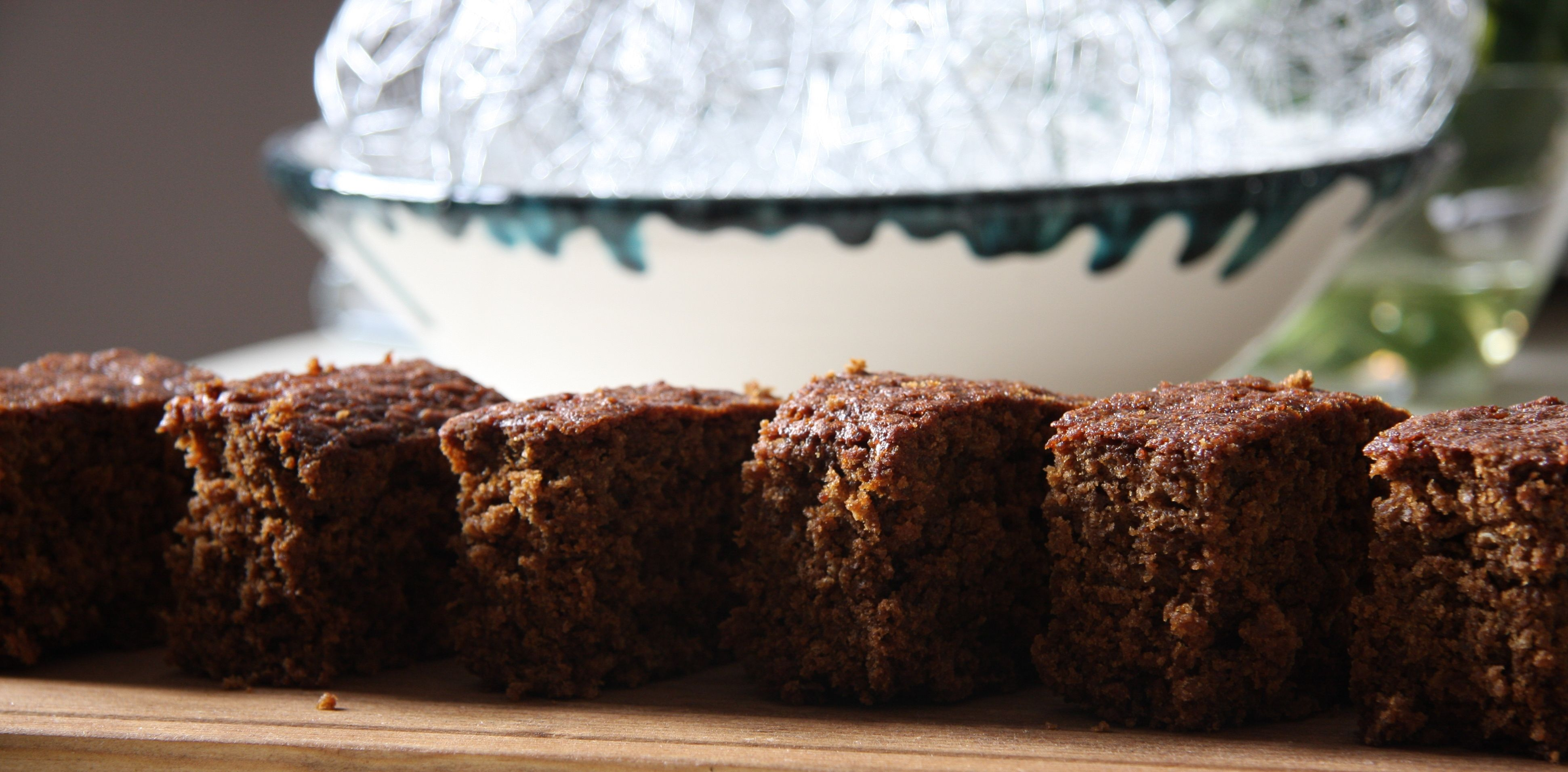 Yorkshire parkin - gingerbread by another name