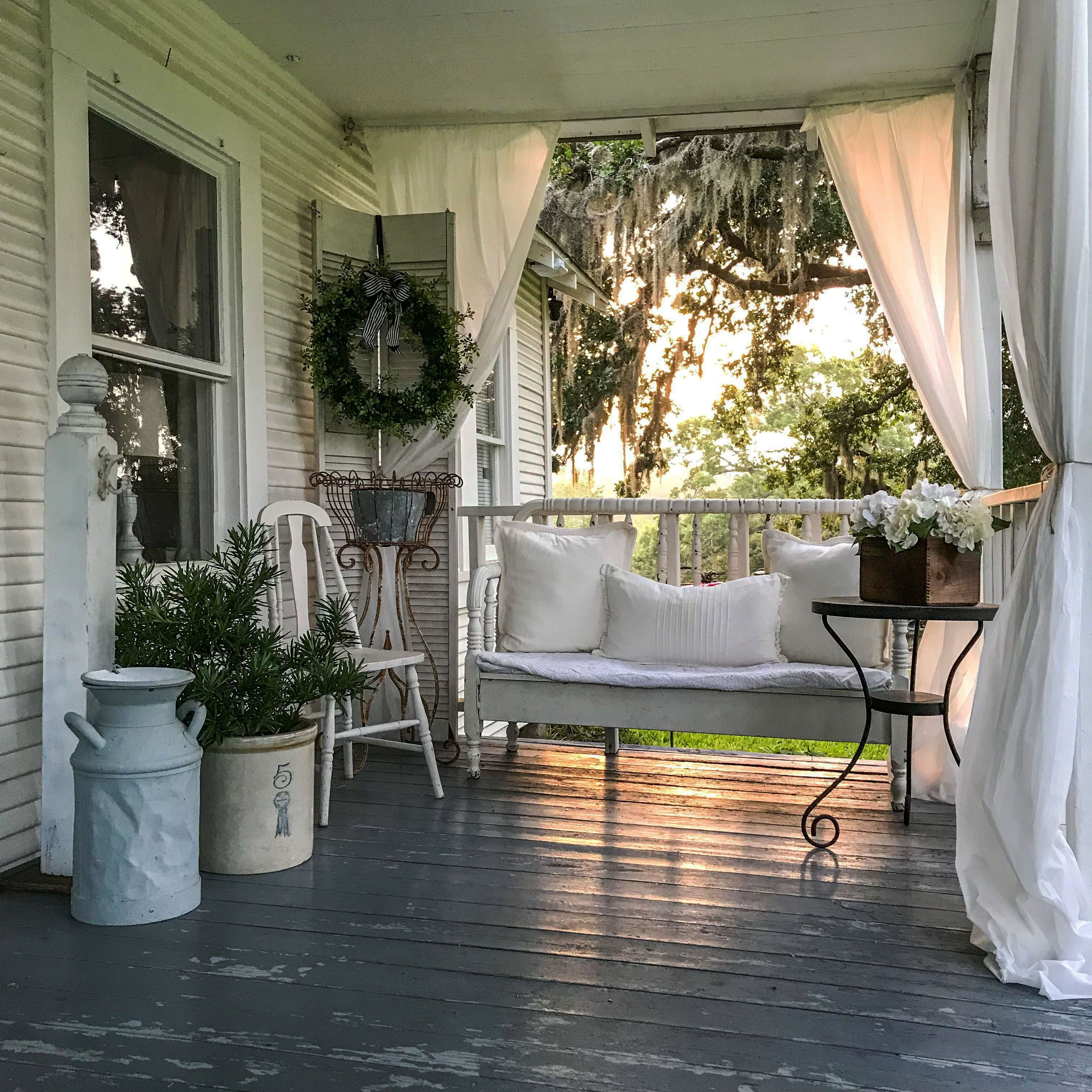 Good Front Porch House Ideas To Refresh Your Home