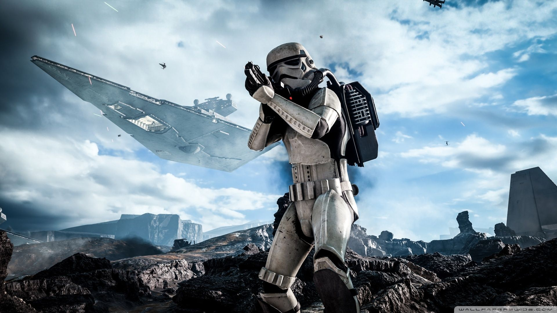Insanity Hd Wallpaper Star Wars Background Star Wars Wallpaper Star Wars Battlefront