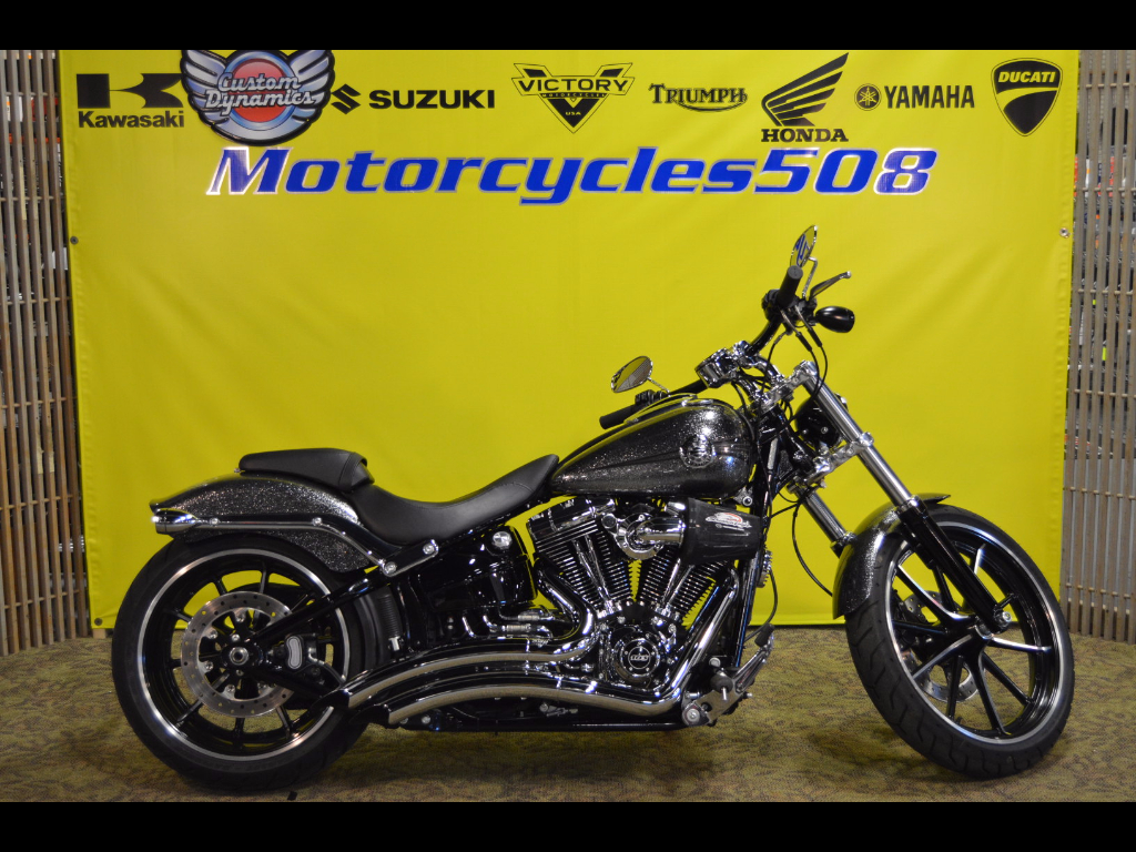 Beautiful Motorcycles 508 #6: Used 2015 Harley-Davidson FXSB Breakout For Sale In Brockton MA 02301 Motorcycles  508
