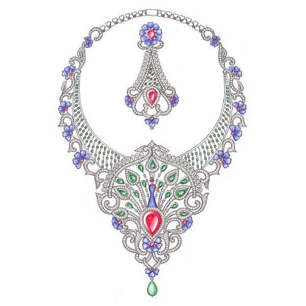 CADCAM Jewelry DesigningCAD Jewelry Designing in Mumbai