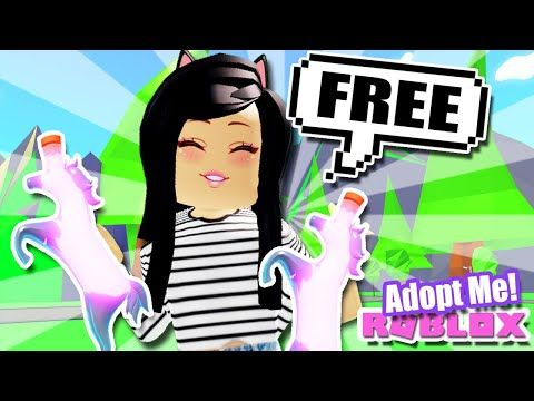 How To Get Free Ride A Pet Potion In Adopt Me Roblox Gamepass In 2020