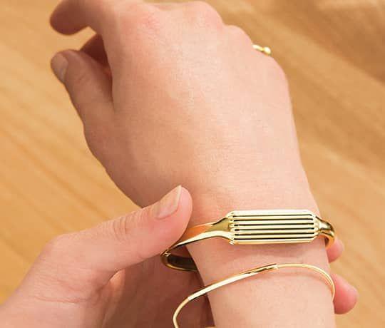 Shop Fitbit Flex 2 Accessories For Hallie Fitbit Fitbit Flex Bangles