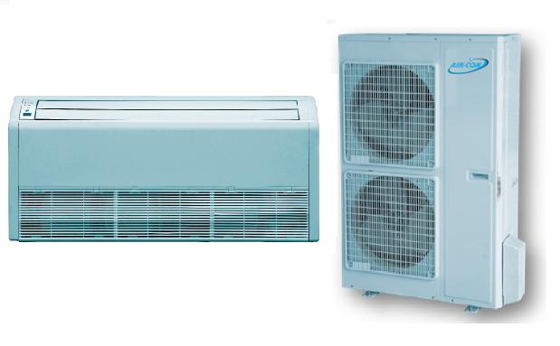 AirCon Floor & Ceiling Mini Split Heat Pump 16 SEER 36,000
