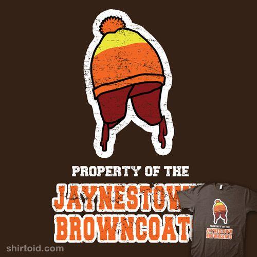 Jaynestown Browncoats