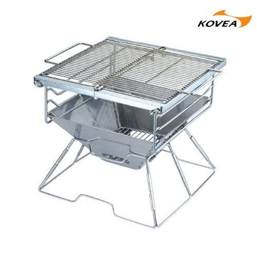 KOVEA CHARCOAL FIRE CAMP M size * Want to know more, click