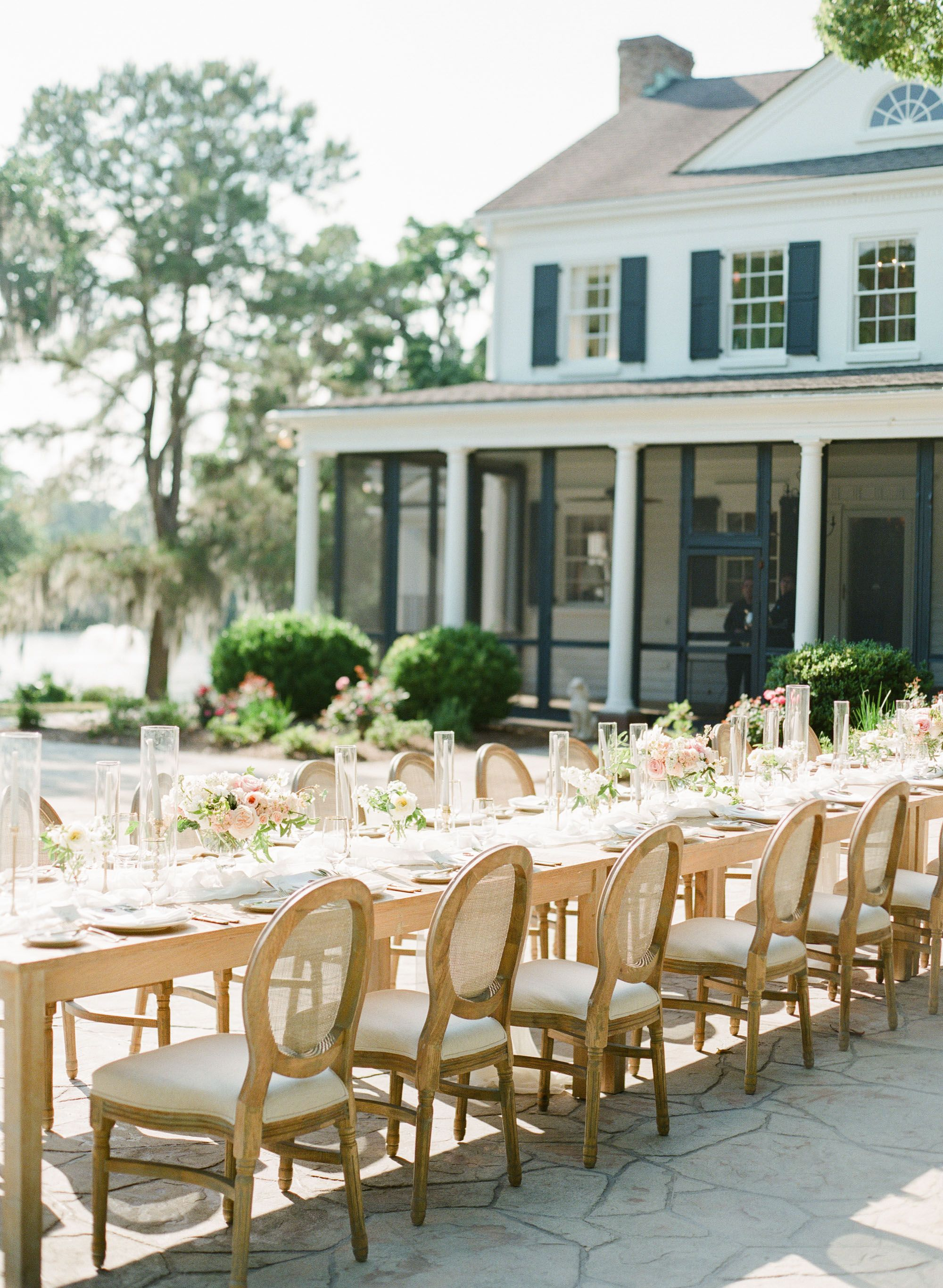Charleston Wedding Venues.Charleston Wedding Venue Legare Waring House Southern Oak Trees