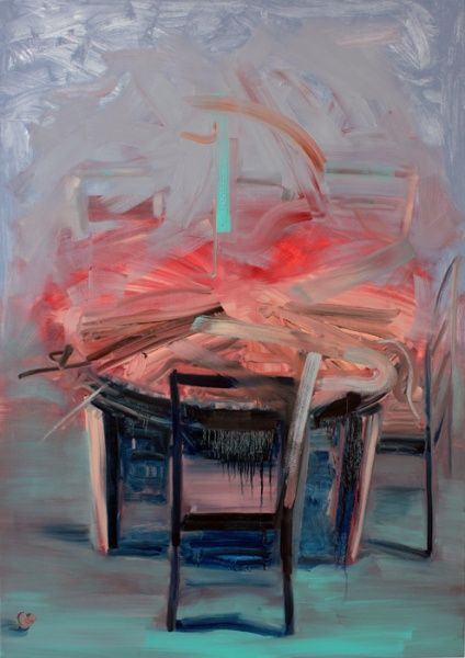 After Table by Bartosz Beda