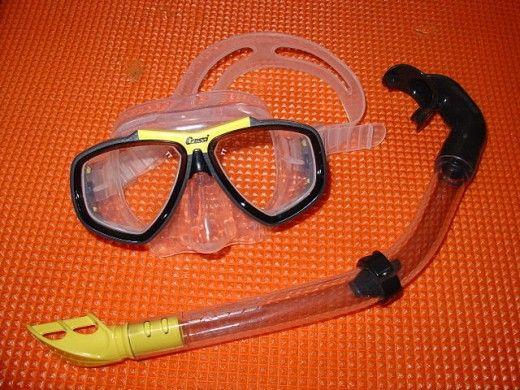 Snorkel Gear - Mask and Snorkel