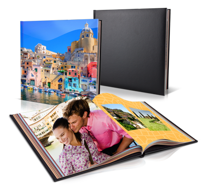 Personalize your own Custom Cover 12x12 Hardcover Photo Book