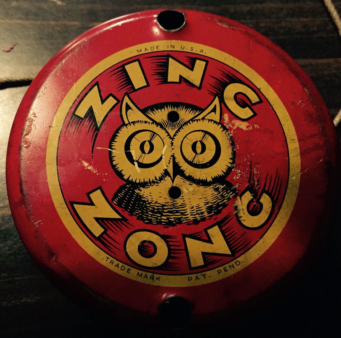 Late 1930s Zing Zong Company Virginia, USA | Toys