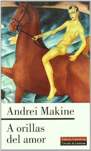 """A orillas del amor"""" es una poética reflexión sobre las dificultades de hacerse adulto. Una novela de iniciación en la que Andrei Makine vuelve a confirmar su gran talento como narrador."""""""