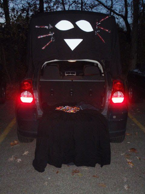 Who has the best trunk in the lot? Oh, that\u0027d be YOU HALLOWEEN - trunk halloween decorating ideas