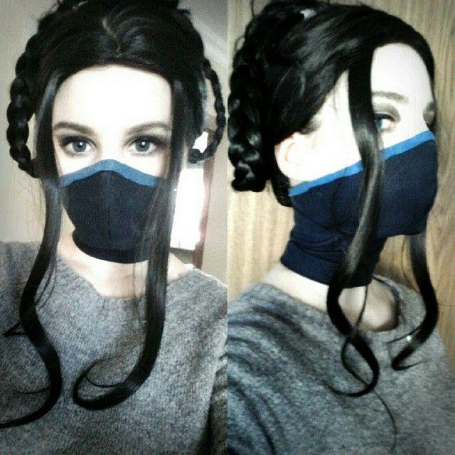 Mulpix I Made Kitana S Mask Kitana Mortalkombatx Mkx