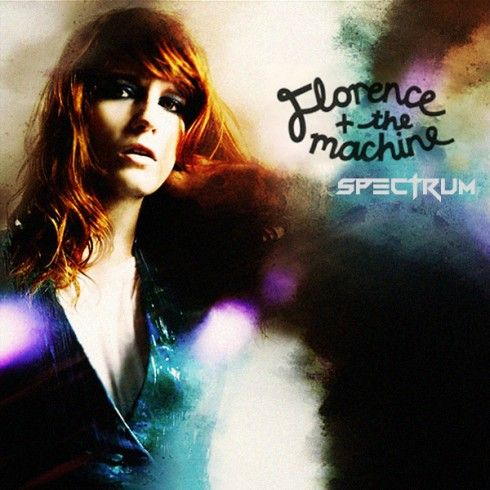 Florence + the Machine – Spectrum (Say My Name) (single cover art)